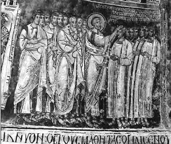 Iconografia celor sapte diaconi