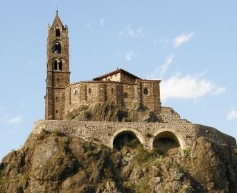 Capela Sfantul Mihail din Aiguilhe
