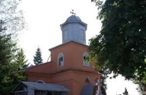Biserica Sfantul Nicolae din Catelu