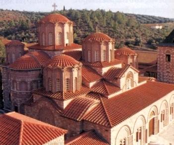 Manastirea Ormilia - Buna Vestire