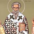 Sfantul Mucenic Clement, episcopul Romei