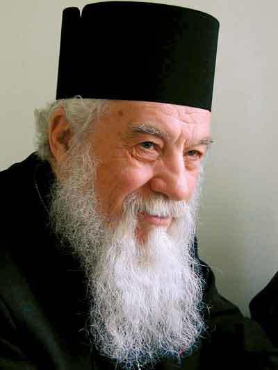 Parintele Gheorghe Calciu Dumitresa