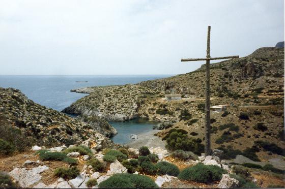 Limanuri Bune, locul de refugiu al Apostolului Pavel