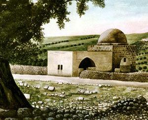 Mormantul Rahilei - Betleem