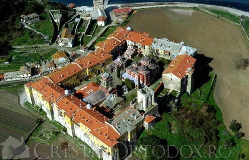 Manastirea Iviron