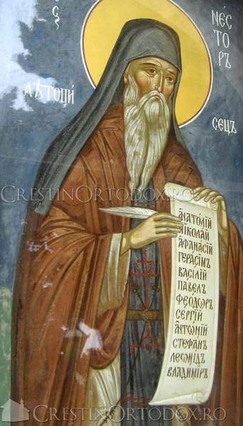 Manastirea Pantelimon - Sfantul Siluan Athonitul