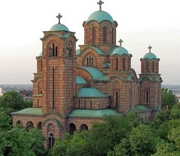 Biserica Sfantul Marcu - Belgrad