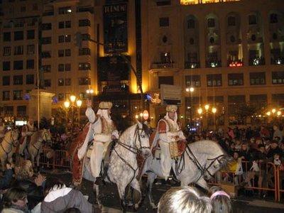 Sarbatoarea Regilor Magi la Madrid