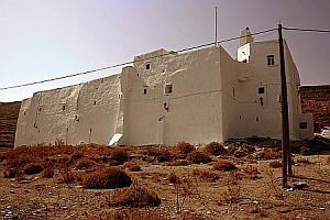 Manastirea Sfintilor Arhangheli - Serifos