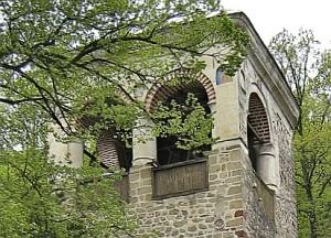 Manastirea Sfantul Roman