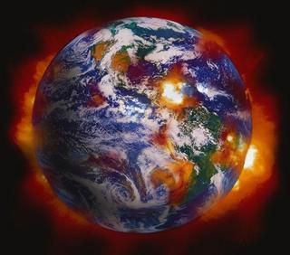 Incercam sa salvam lumea