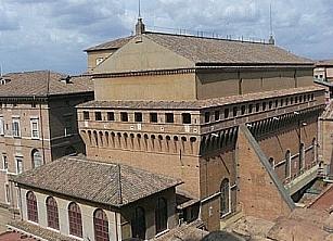 Capela Sixtina din Vatican - Roma