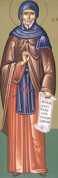 Sfantul Timotei