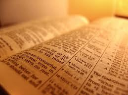 Biblia, insa depinde ce vrei sa crezi