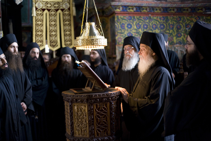 Caracterul neptic si isihast al monahismului athonit