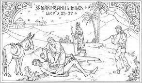 Predica la Pilda Samarineanului Milostiv