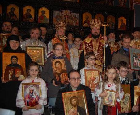 Despre Sfintele Icoane – adevar al invataturii despre Iisus Hristos Domnul, Stapanul si Mantuitorul -  importanta si celebritatea lor