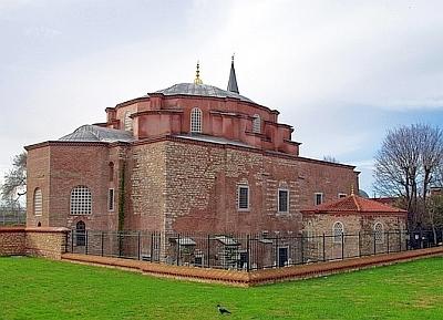Biserica Sfintii Serghie si Vah - Constantinopol