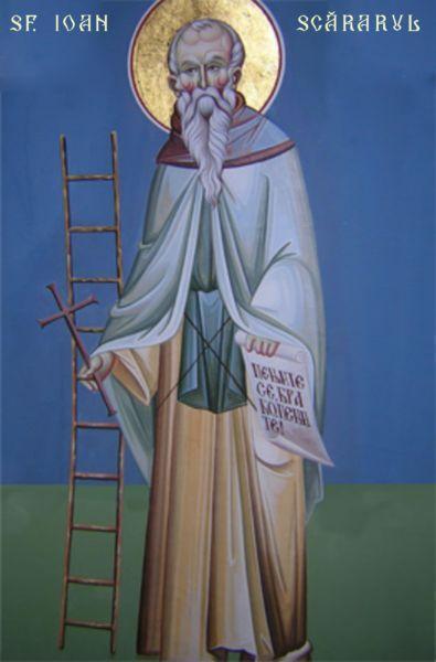 Duminica Sfantului Ioan Scararul