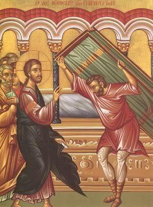 Predica la Duminica Vindecarii Slabanogului la Vitezda