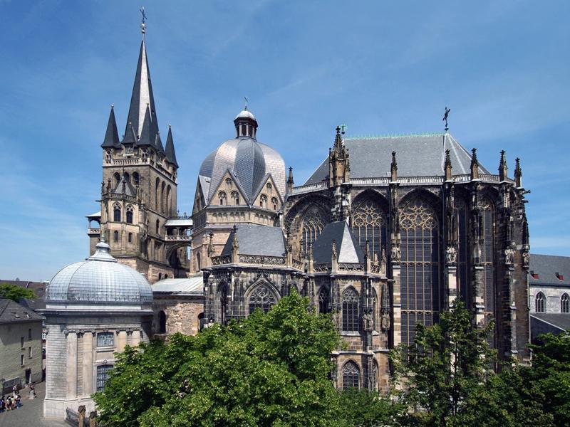 Catedrala Aachen