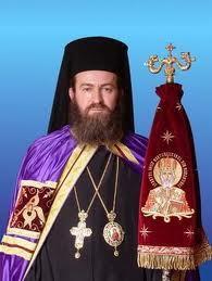 Preasfintitul Episcop Iustin Hodea Sigheteanul
