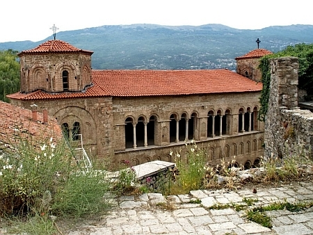 Biserica Sfanta Sofia - Ohrida