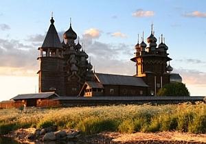Kizhi, insula cu biserici