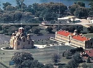 Manastirea Gracanica Noua - Illinois