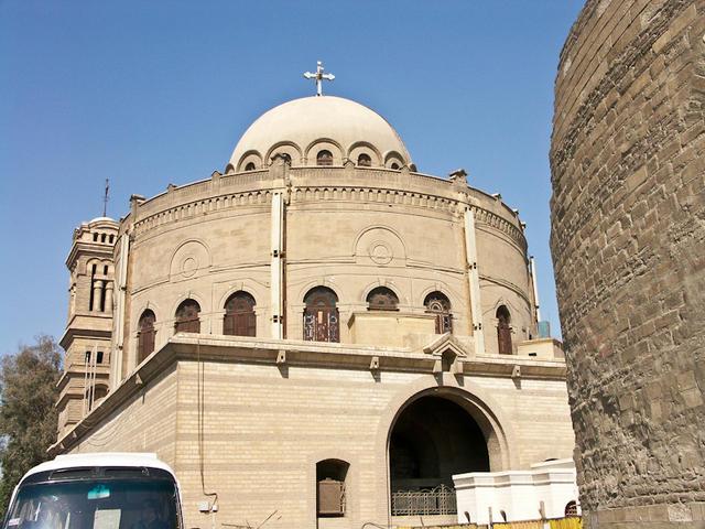 Biserica Sfintii Serghie si Vah - Abu Serga