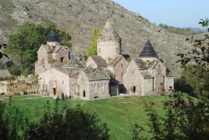 Manastirea Goshavank