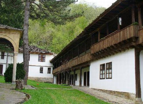 Manastirea Batoshevo