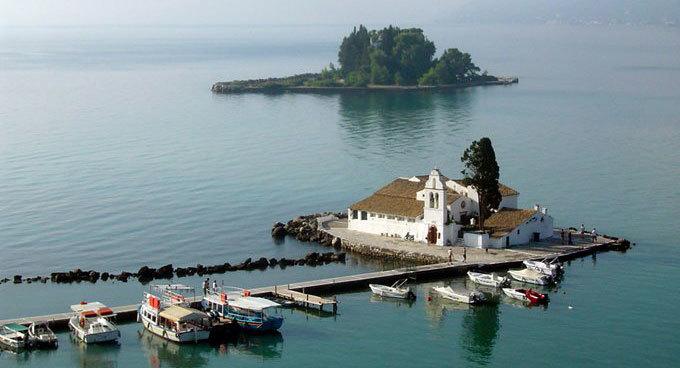 Insula Pontikonisi
