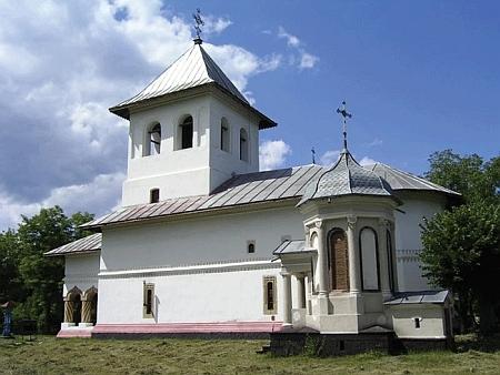 Biserica din Vadeni - Adormirea Maicii Domnului
