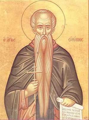 Acatistul Sfantului Eftimie cel Mare