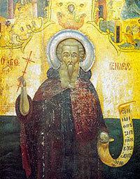 Sfantul Chindeas Taumaturgul