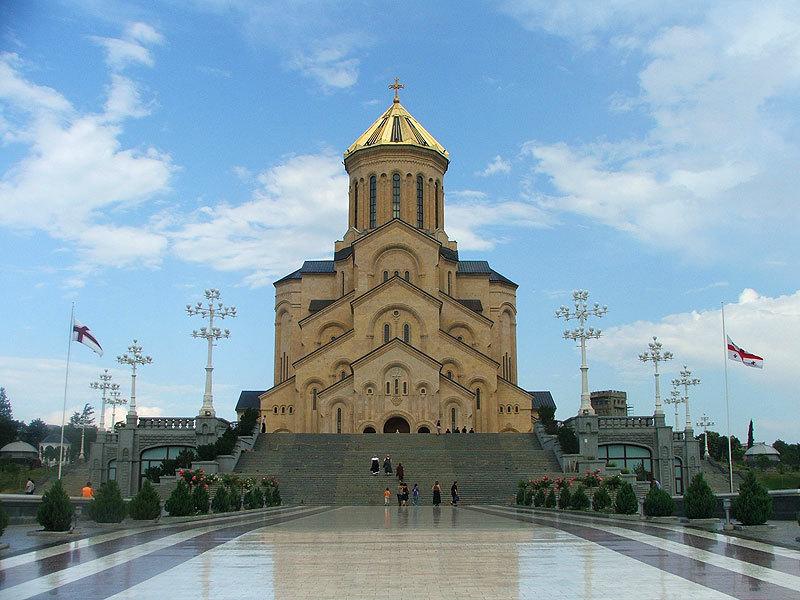 Catedrala Sfanta Treime - Tbilisi
