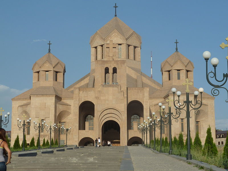 Catedrala Sfantul Grigorie din Yerevan