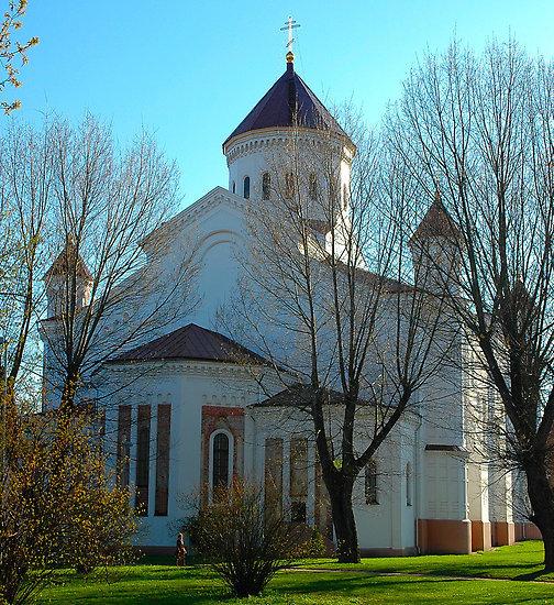 Catedrala Ortodoxa a Maicii Domnului - Vilnius