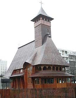 Biserica Sfantul Ioan Iacob Hozevitul