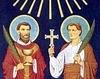Sfintii Marcelin si Petru