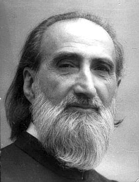 Parintele Constantin Voicescu - Biserica Sapientei