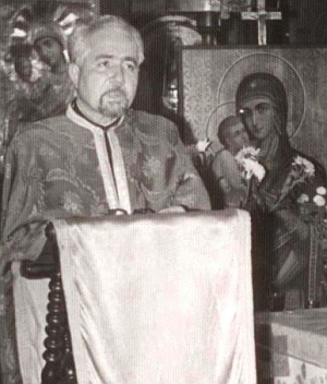 Parintele Vasile Patrascu - Nefliu