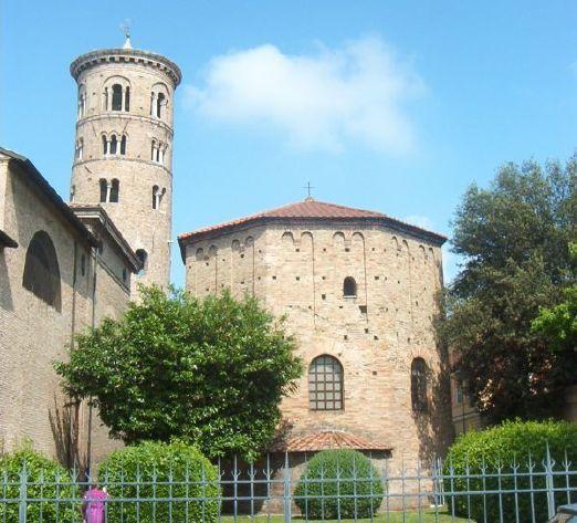 Baptisteriul lui Neon - Ravenna