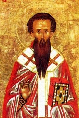 Sfantul Cuvios Vasile Marturisitorul