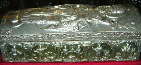 Moastele Sfintei Tatiana din Craiova
