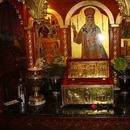 Moastele Sfantului Nectarie - Manastirea Radu Voda