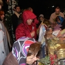 Pelerini la moastele Sfintei Parascheva