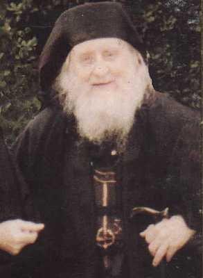 Cuviosul Sofronie Zaharov