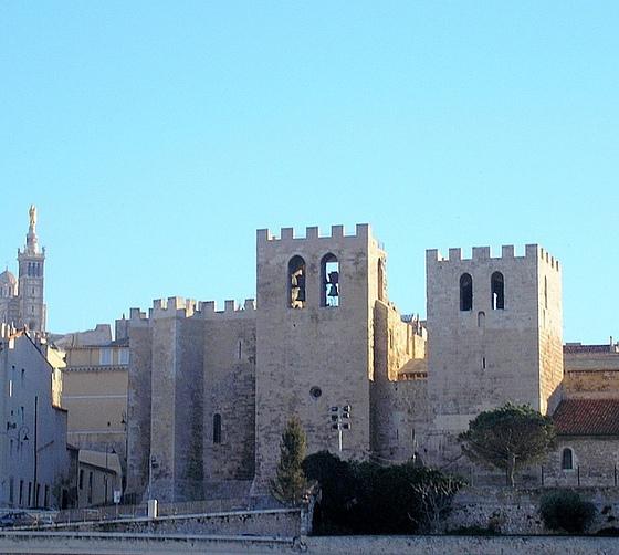 Abatia Sfantul Victor, ctitoria Sfantului Ioan Casian